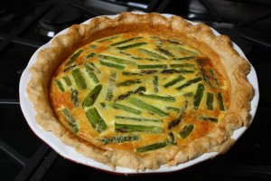 img 5172 300x200 In a Pinch, Make a Quiche