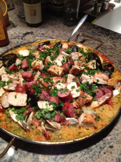 Paella Simplified
